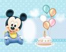 cumpleaños de bebe