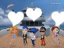 mc gui e seus amigos no avataria mc e o de cabelo pra sima e a cor e azul