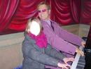 La star du piano :)