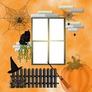 Cadre hallowen