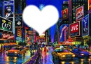 new york la ville