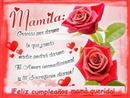 renewilly  feliz cumpleaños mamita