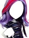 Monster High Catrine  your face in