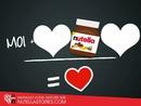 50 Nutella tableau