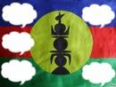 drapeau kanaky