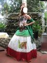 Chica de la Independencia de México