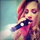 Demi Lovato cantando pra você