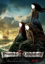 sirene pirates des caraibes