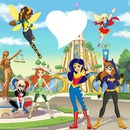 Dc super Hero Girl