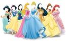 8 princesses disney