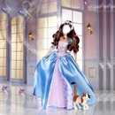 Barbie PrincessBlue