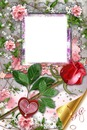 Quadro rosa