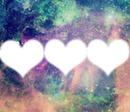 coeur dans la galaxy