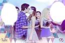 Baiser Leon et Violetta saison 2