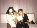 You and Justin, Jazmyn & Jaxon Bieber
