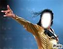 visage de Michael Jackson