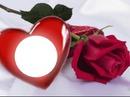 Narozeniny, srdce, láska, Valentýn