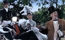 Avec Leslie Caron & Maurice Chevalier