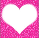 coeur rose dans les reves