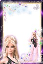 Cc Barbie princesa