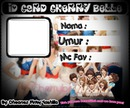 ID Card Cherry Belle