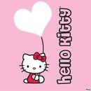hello kitty coeur