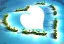 coeur plage