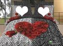 lit coeur