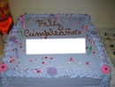 feliz cupleaños (torta con tu nombre)