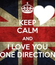I love you 1D ❤❤