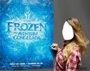 Tini Stoessel en frozen