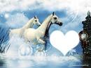 chevaux noel