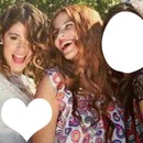 tini,cande y ......