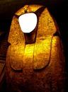 Egypte ancienne -masque de pharaon