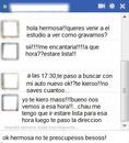 chat falso con tini :)