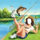 pêcheuse