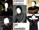 "Damon Salvador ""Ian SOMERHALDER """