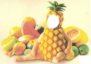 bébé ananas