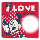 Minnie mouse rouge Gothika Cadre