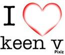 i love keen'v