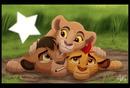 lion king Kopa Kiara and Kion