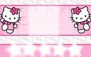 kitty banner birthday