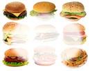 hamburger gourmand