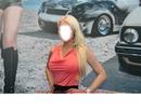 cars girl