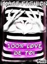 100°/ love de toi