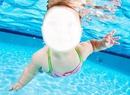 bébé nage