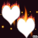 les deux coeur