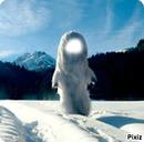homme des neige