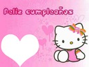 Hello feliz cumpleaños