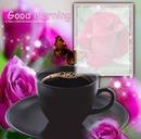 café + cadre